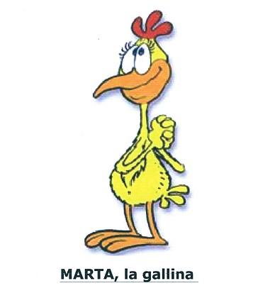 Lupo Alberto Marta E