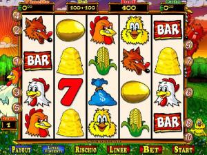 Slot machine gallina 4