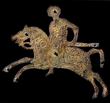 cavaliere longobardo