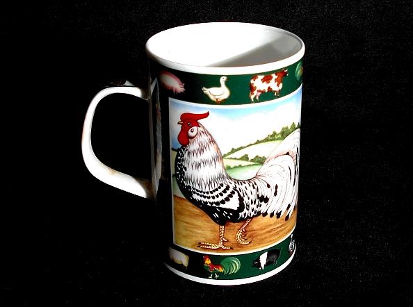 Coppa inglese con due galli diversi gallo amburgo - Parole con due significati diversi ...
